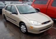 2001 FORD FOCUS LX #1479520227