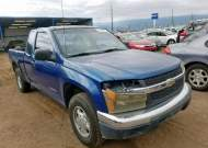 2005 CHEVROLET COLORADO #1479541964