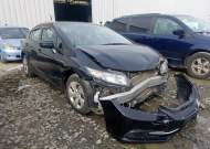 2014 HONDA CIVIC LX #1480142264