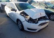2016 FORD FOCUS S #1480705601