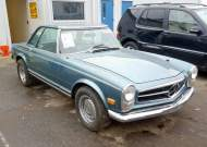1968 MERCEDES-BENZ 280SL #1481334364