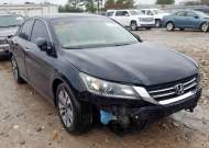 2015 HONDA ACCORD LX #1484683587