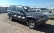 2002 JEEP GRAND CHEROKEE LAREDO #1489138001