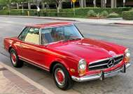 1969 MERCEDES-BENZ 280SL #1491098667