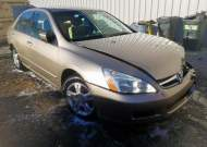 2006 HONDA ACCORD EX #1492960524