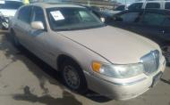 2002 LINCOLN TOWN CAR CARTIER #1497439861