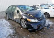2007 HONDA CIVIC LX #1503138447