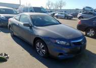 2012 HONDA ACCORD LX #1508175741