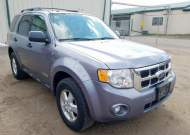 2008 FORD ESCAPE XLT #1509285147