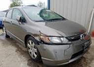 2008 HONDA CIVIC LX #1511923237