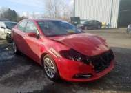 2013 DODGE DART LIMIT #1512391457