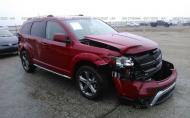 2016 DODGE JOURNEY CROSSROAD #1514708821