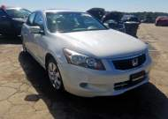 2010 HONDA ACCORD EXL #1518350554