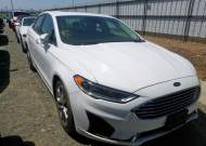 2019 FORD FUSION SEL #1518365861