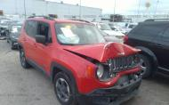 2017 JEEP RENEGADE SPORT #1519155111