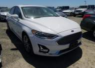 2019 FORD FUSION TIT #1519363687