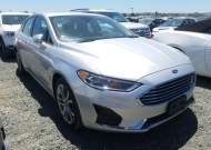 2019 FORD FUSION SEL #1519364294