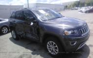 2014 JEEP GRAND CHEROKEE LIMITED #1519631511