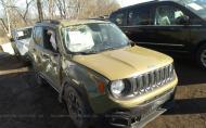 2015 JEEP RENEGADE LATITUDE #1522015641