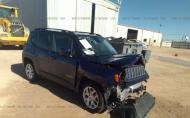 2017 JEEP RENEGADE LATITUDE #1523433077