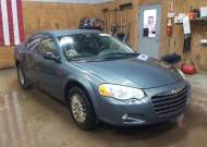 2006 CHRYSLER SEBRING TO #1524565774