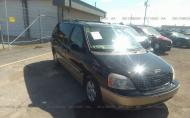2004 FORD FREESTAR LIMITED #1527033507