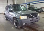 2002 FORD ESCAPE XLT #1531531191
