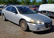2005 CHRYSLER SEBRING TO #1531947784