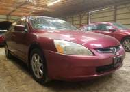 2003 HONDA ACCORD EX #1534134901
