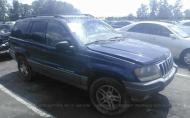 2002 JEEP GRAND CHEROKEE LAREDO #1534362621