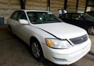 2001 TOYOTA AVALON XL #1534973964