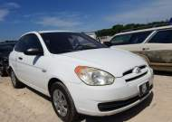 2007 HYUNDAI ACCENT GS #1537076601