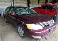 2003 TOYOTA AVALON XL #1537600007