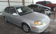 2005 HYUNDAI ACCENT GS #1537852497