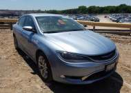 2015 CHRYSLER 200 C #1540216431