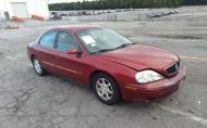 2001 MERCURY SABLE LS #1543554284