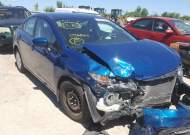 2015 HONDA CIVIC LX #1553305617