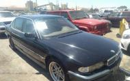 1999 BMW 7 SERIES IL #1556132304