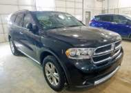 2013 DODGE DURANGO CR #1556361084