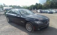 2011 BMW 7 SERIES 750LI XDRIVE #1556573784