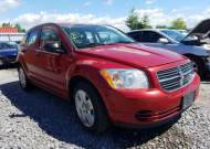 2007 DODGE CALIBER SX #1558936131