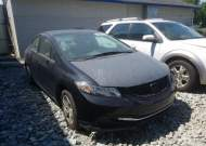 2014 HONDA CIVIC LX #1560665891