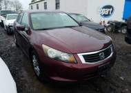 2008 HONDA ACCORD LXP #1561984711