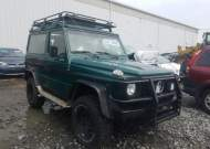 1985 MERCEDES-BENZ G SERIES #1562457241