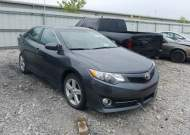 2012 TOYOTA CAMRY BASE #1567137094