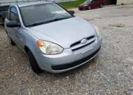 2007 HYUNDAI ACCENT GS #1568087517