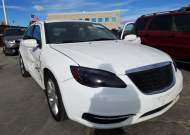 2013 CHRYSLER 200 LX #1568588934