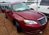 2014 CHRYSLER 200 TOURIN #1574210987