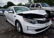 2016 KIA OPTIMA EX #1575109031