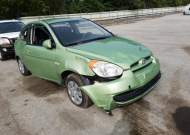 2007 HYUNDAI ACCENT GS #1577555394
